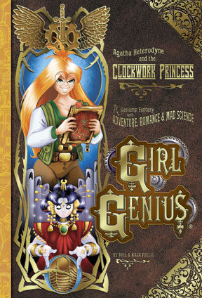 Girl Genius Vol 5 Cover