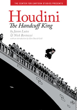 Houdini GN cover