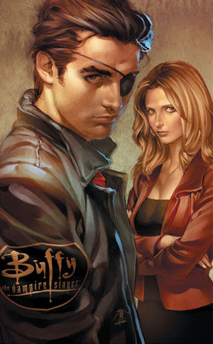 Buffy Season 8 - Issue 2 Cover