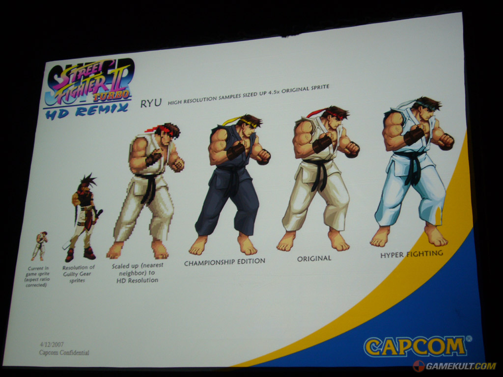 Ryu Through The Ages