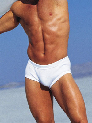 Men In Underwear 1