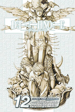 Death Note Vol 12 Cover