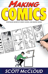Making Comics, by Scott McCloud
