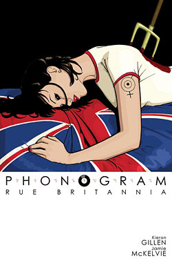 Phonogram TPB Cover
