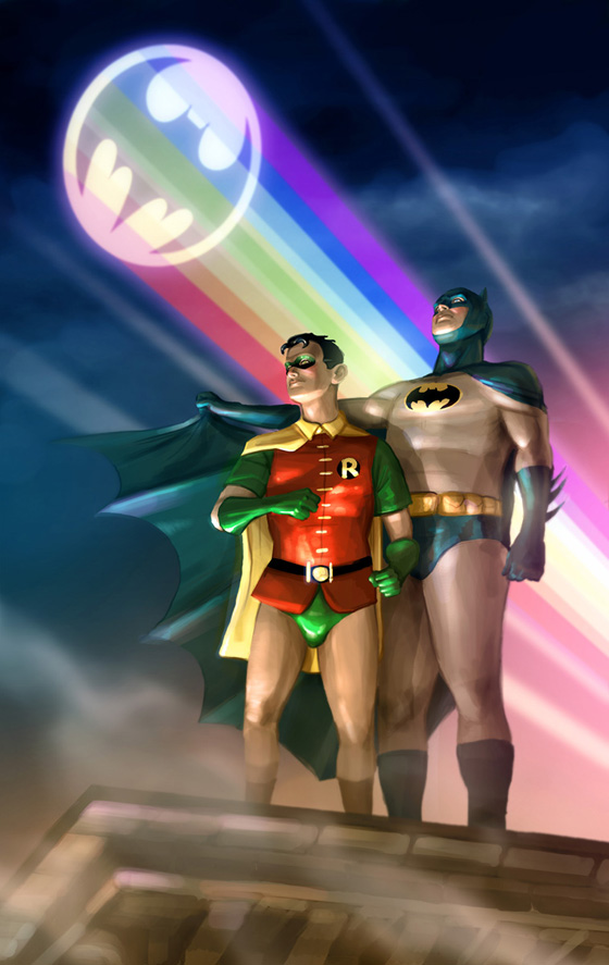 Gay Batman