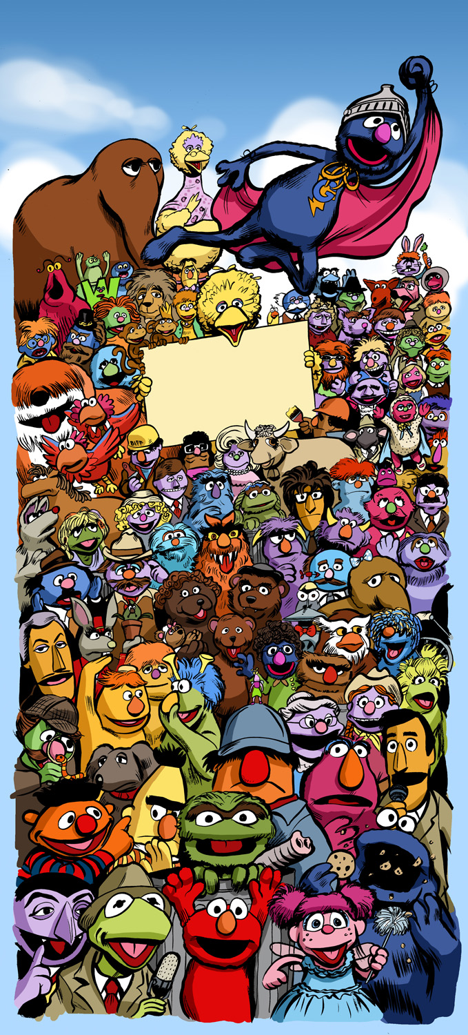 The Muppets, by Chip Zdarsky