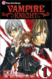 Vampire Knight Volume 1, by Matsuri Hino