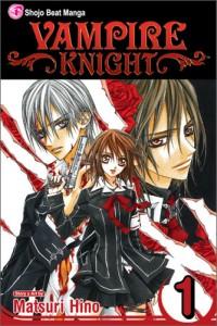 Vampire Knight Volume 1, by Matsuri Hino
