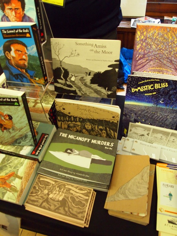 Fanfare/Ponent Mon Books