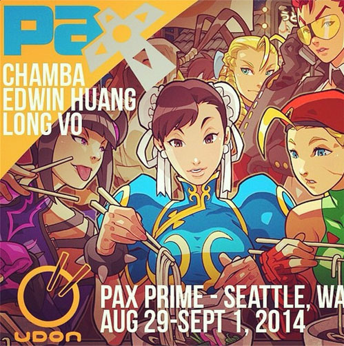 pax_capcom_girls