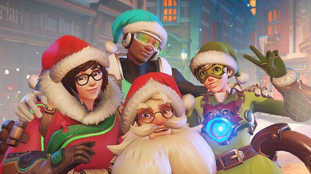 Overwatch Winter Wonderland Main